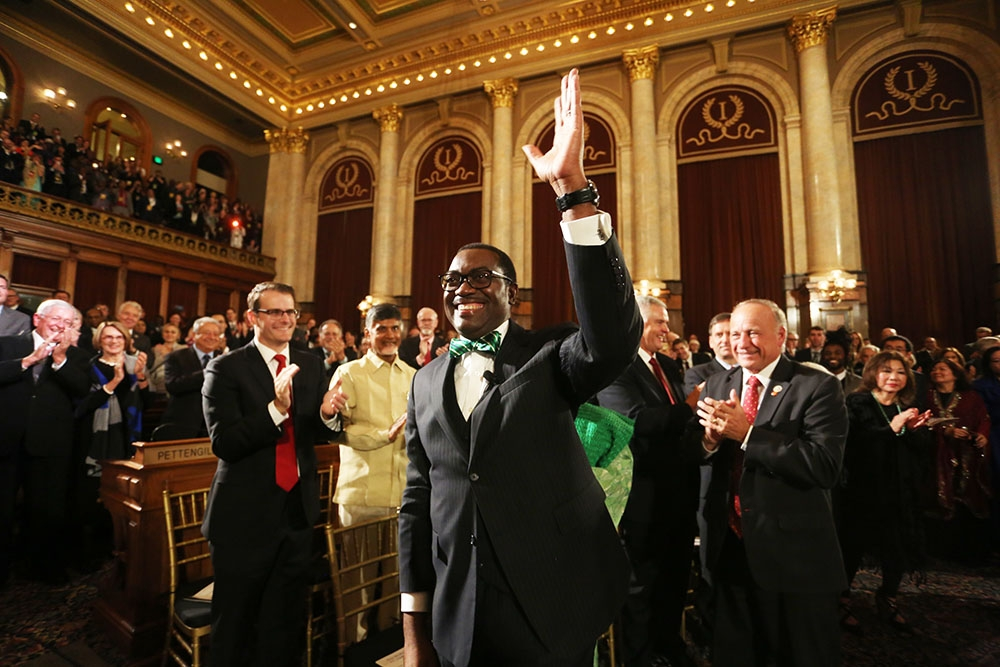 Adesina to set up fund for young farmers, agripreneurs with US $250,000 World Food Prize money